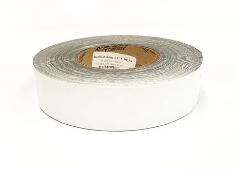 "1.5"" Eternabond Roof Leak Repair Tape Patch Seal White - Automotive Authority"
