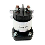 12V 12 Volt Solenoid 4 Terminal 200 Amp Replaces Trombetta 114-1211-010 - Automotive Authority