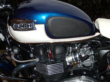 SUZUKI Gold Trim Kit - Gas Tank, Fenders, Windshield, Saddlebags 10 ft - Automotive Authority