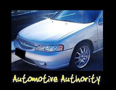 1999-2001 Nissan Altima Chrome Mesh Grille Insert Kit - Automotive Authority