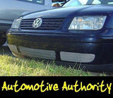 2000-2004 Volkswagen Golf Chrome Mesh Grille Insert Kit - Automotive Authority