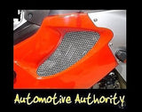 Kawasaki Ninja ZX-14 ZX10R ZX6R Mesh Fairing Vent Covers - Automotive Authority
