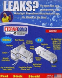 "12"" Eternabond Roof Leak Repair Tape Patch Seal White - Automotive Authority"