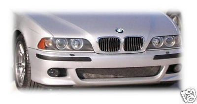 1997-2003 BMW M5 Chrome Bumper Mesh Grille Kit - Automotive Authority