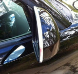 Universal Chrome Side Mirror Accent Trim Molding - Fits All Models