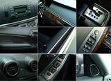 4mm CHROME TRIM MOLDING STRIP INTERIOR CAR STYLING DECORATION - Universal Trim - Automotive Authority