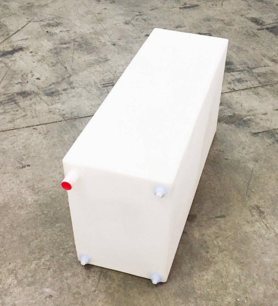 Camper Holding Tank >> 30 GALLON Fresh / Gray Water Tank Food Truck Trailer Concession RV Boat – Automotive Authority