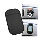 BLACK iPhone Cellphone PDA GPS iPod Sunglass mp3 ANTI-SLIP PAD MAT - Automotive Authority