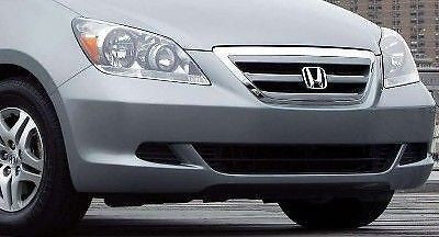 2005-2007 Honda Odyssey Bumper Mesh Grille Kit - Automotive Authority