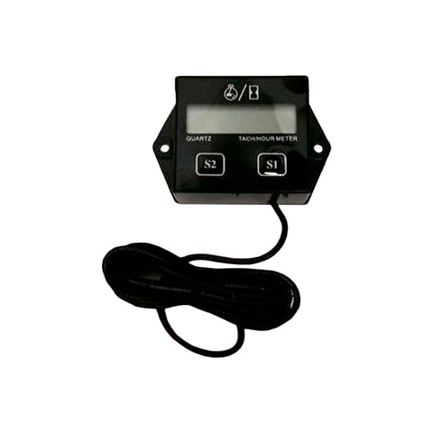 Digital Tachometer / Hour Meter - Great for servicing engines - Automotive Authority