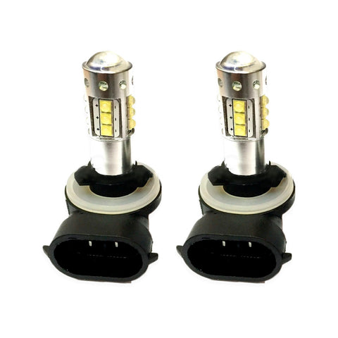 EZGO Shuttle 80W LED Headlight Light Bar Bulbs - Automotive Authority