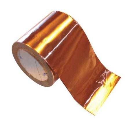 "4"" x 25' Eternabond Copper Flashing Tape - CF-4-25, EB-CF040-25R - Automotive Authority"