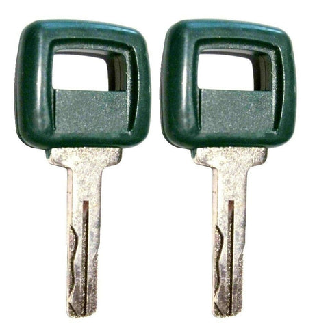 Ignition Keys For Volvo Loader Articulated Hauler 11039228, 17225331 - Automotive Authority