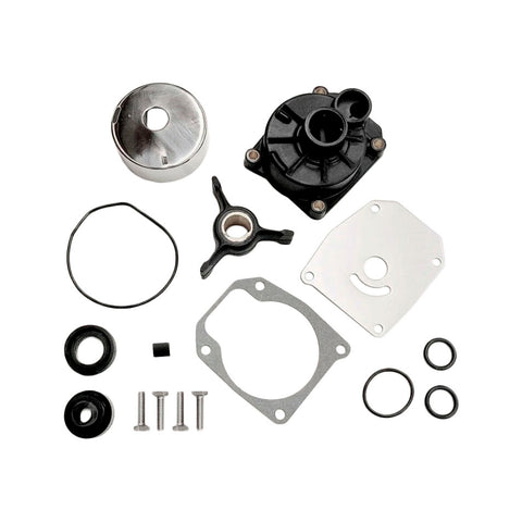 Water Pump Impeller Kit For Johnson Evinrude 40/45/48/50 HP 438592 433548 433549 - Automotive Authority