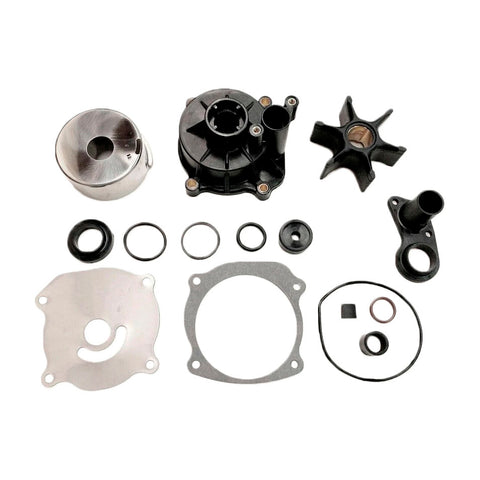 Water Pump Impeller Kit For Johnson Evinrude 85-300 HP- 5001594, 5001593, 395062 - Automotive Authority