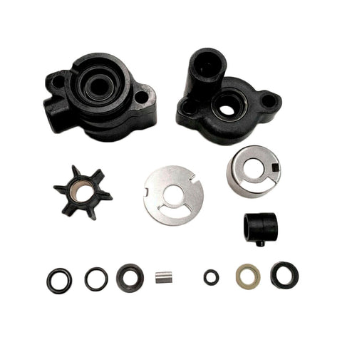 Water Pump Impeller Kit For Mercury Mariner 4/4.5/7.5/9.8 HP 46-70941A3, 18-3446 - Automotive Authority