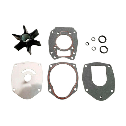 Water Pump Impeller Kit Replacement for Mercruiser Alpha One Gen 2 - 47-43026Q06 - Automotive Authority