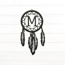 Dreamcatcher Initial Sign