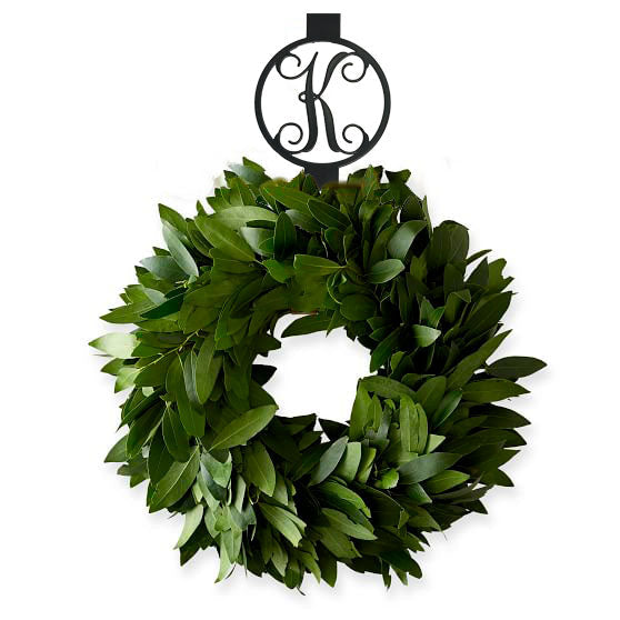 Initial Wreath Hanger