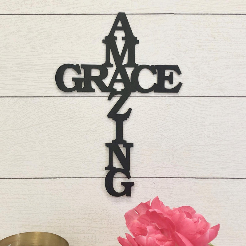 Amazing Grace Cross