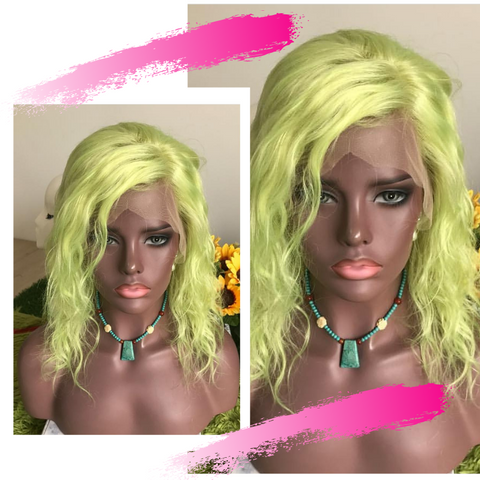 """REALHAIRFORBOSSLADIES FRONT LACE WIG """"IRENE"""""""