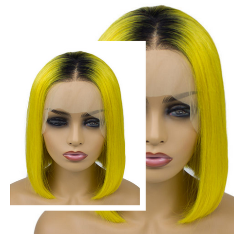 Realhairforbossladies-front-lace-wig-samanta-yellow-human-hair