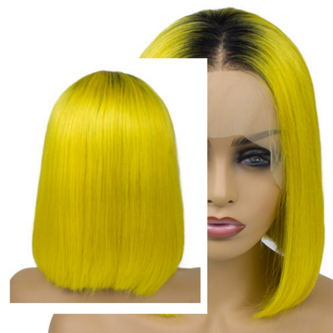 Realhairforbossladies-front-lace-wig-samanta-yellow-straight-human-hair