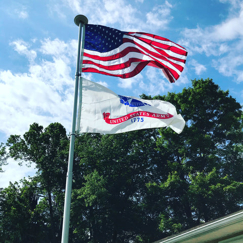 flagpoles in PA