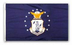 Nylon Air National Guard Flag