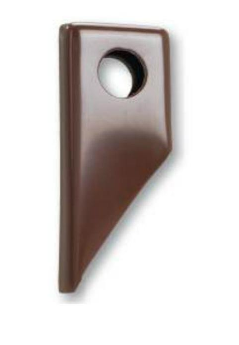 Snap Hook Cover - Brown
