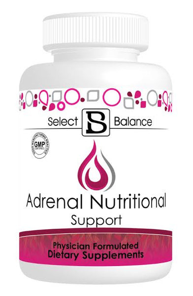 Adrenal Nutritional Support
