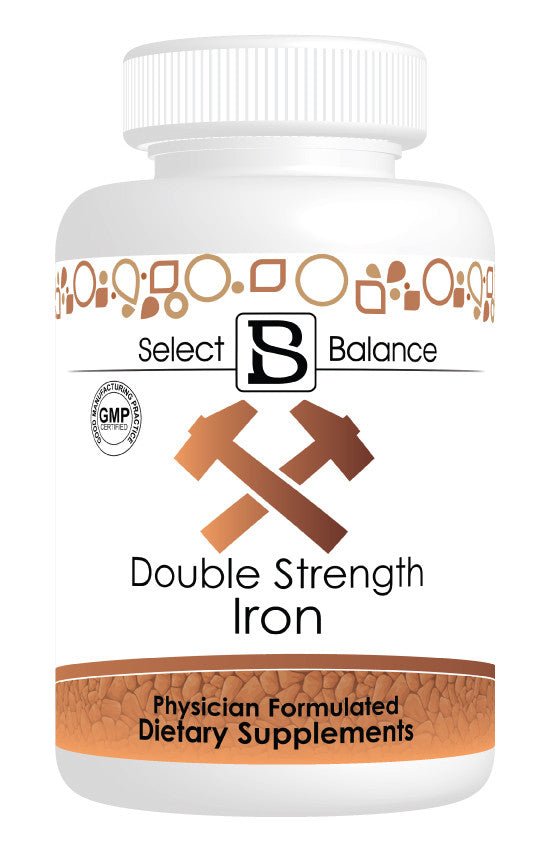 Iron - Regular & Double Strength