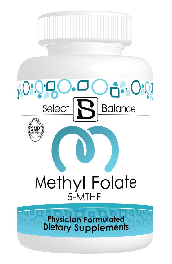 Methyl Folate - 5-MTHF