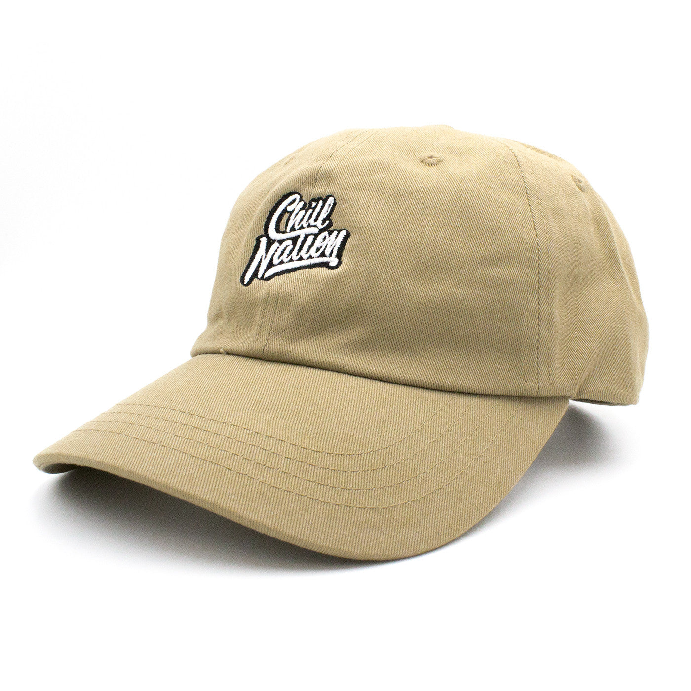 Chill Nation Dad Hat / Khaki