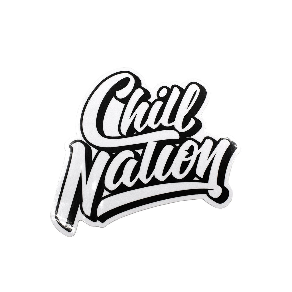 Chill Nation Sticker