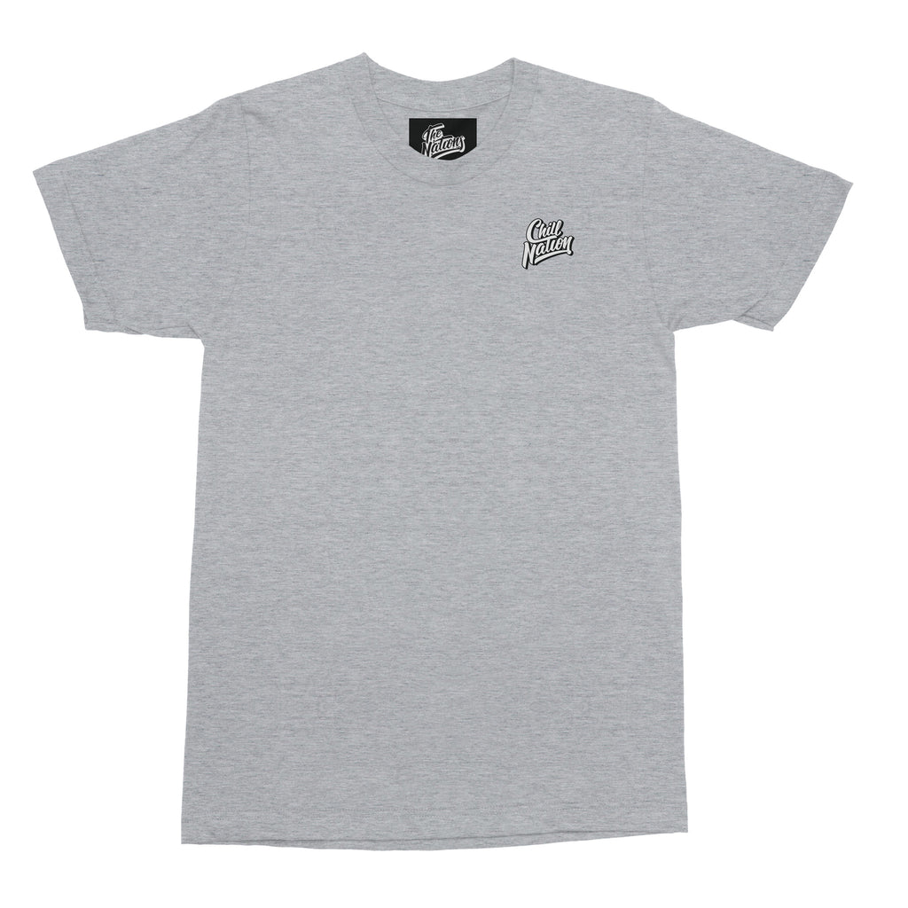 Chill Nation Tee / Grey