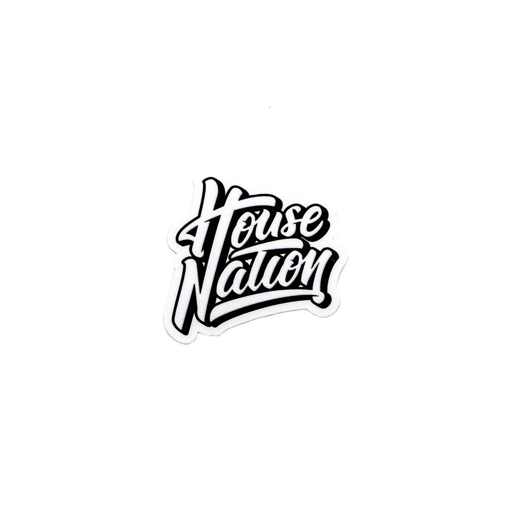 House Nation Sticker