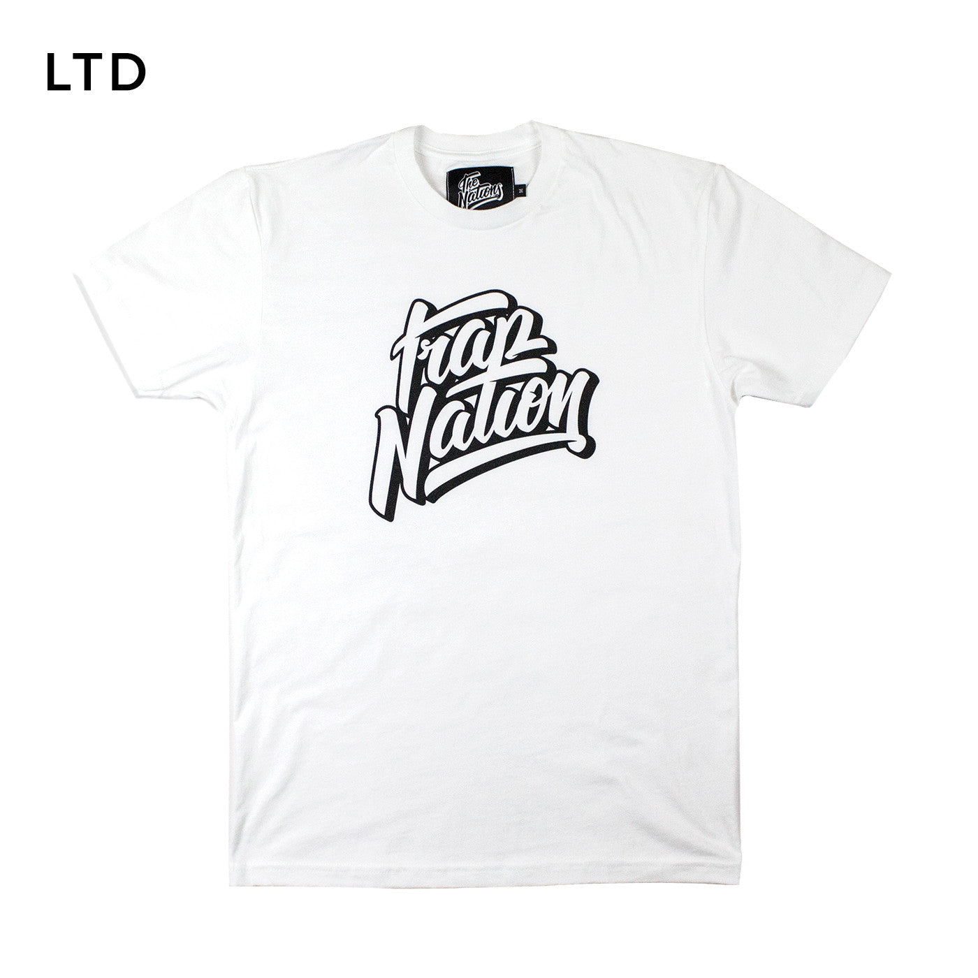 Trap Nation Tee / White