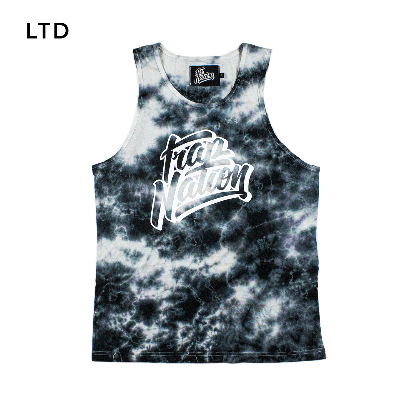 Trap Nation Tank Top / Tie-Dye