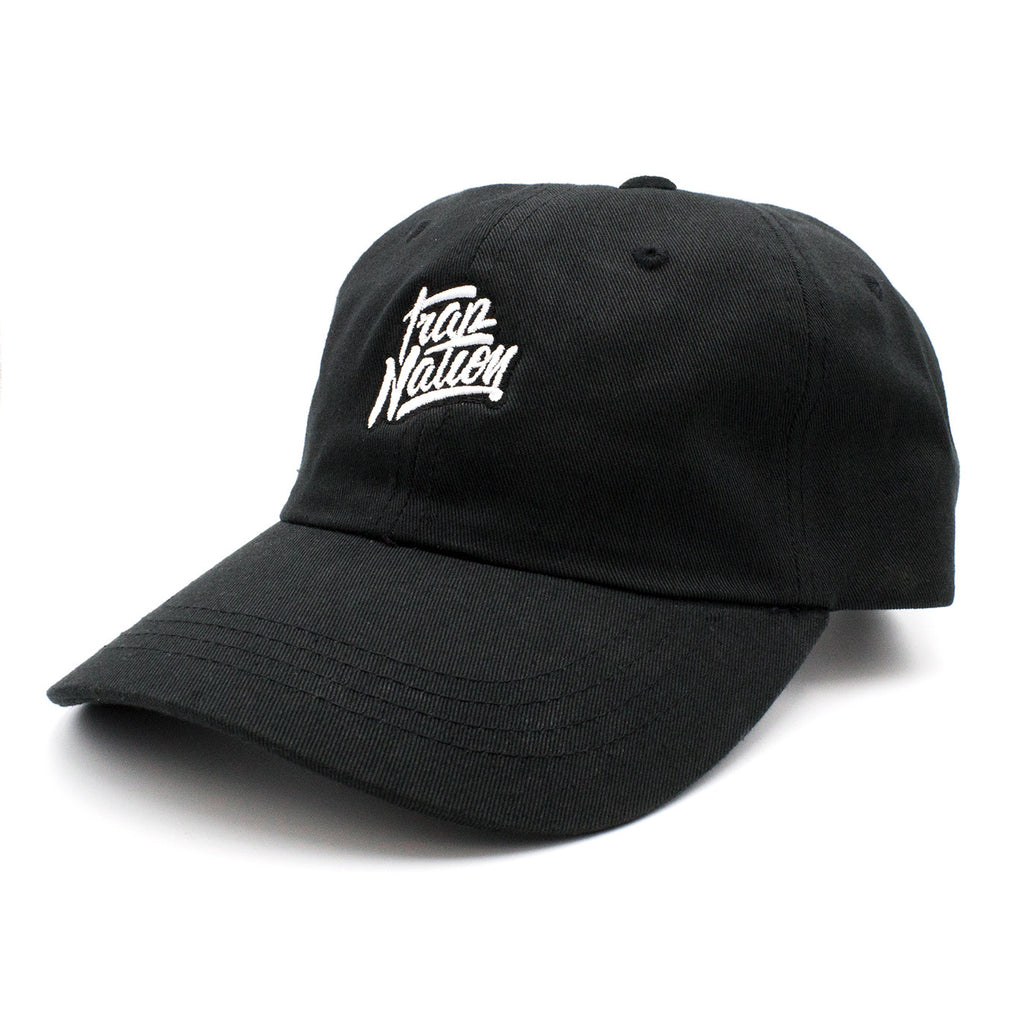 Trap Nation Dad Hat / Black