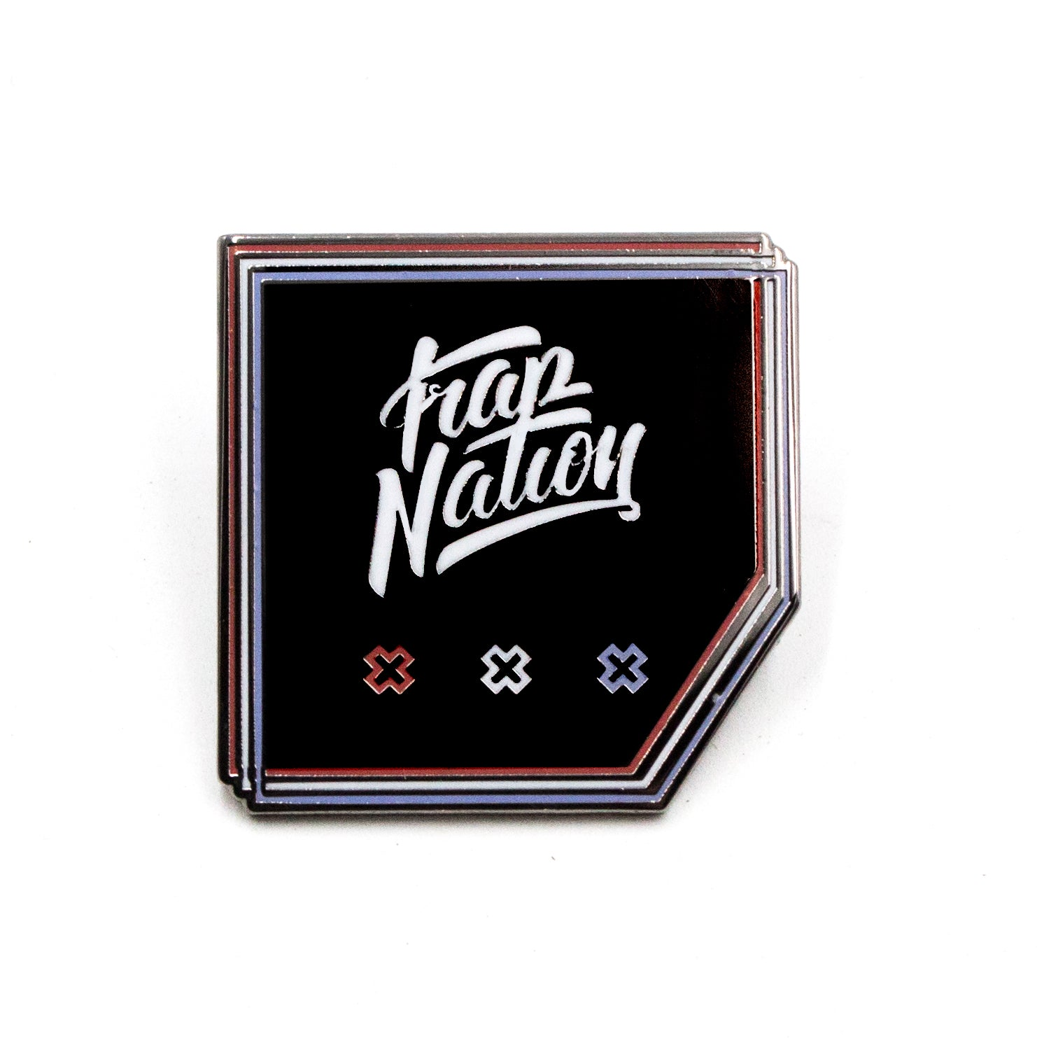 Trap Nation ADE Enamel Pin