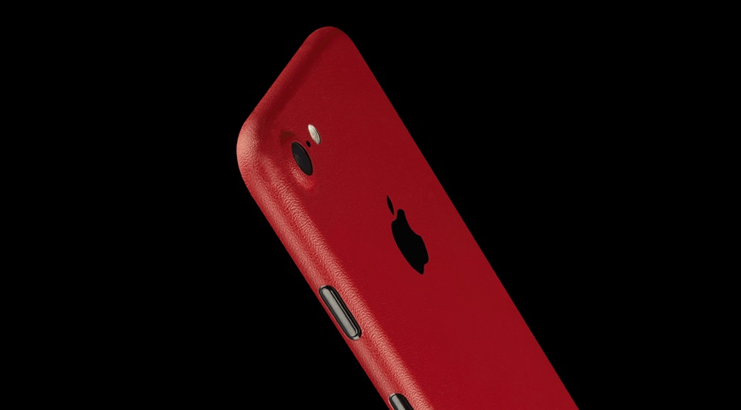 iphone 7 red skins