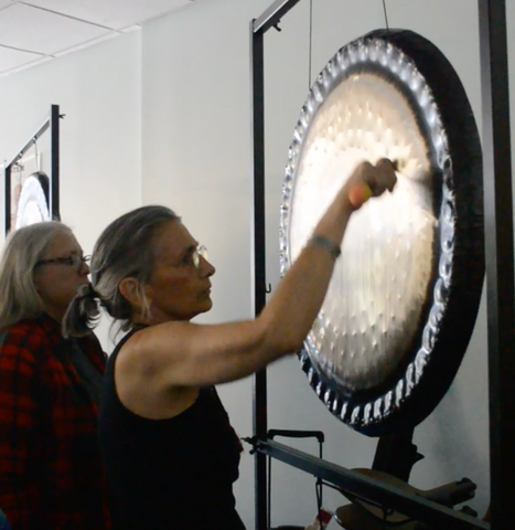 Gong lessons in NYC