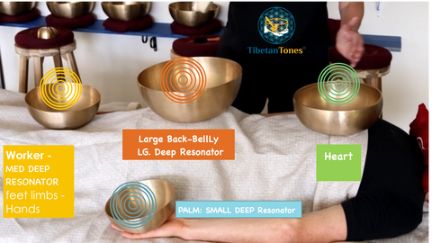 Sonic Wellness Institute singing bowl sound therapies