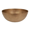 Flower of Life  Medium Deep Resonator Pro series  Singing Bowl.    940/$198.00