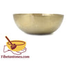Vibrational Sound Singing bowl by TibetanTones Deep Resonator OM  🕉11.5""