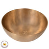 Singing bowl OM  Pro Medium Sound Healing Deep Resonator Singing Bowl