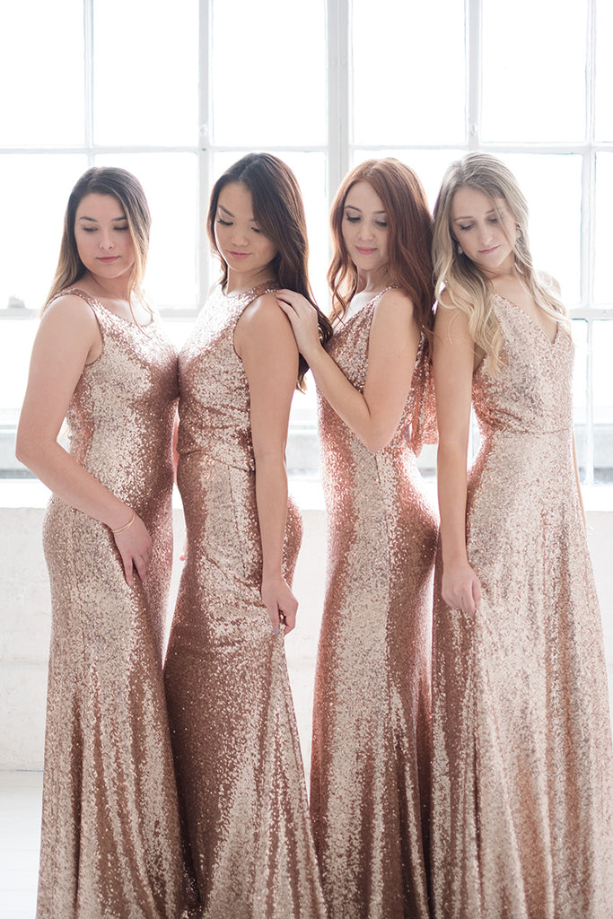 Sequin Dresses by Love Tanya