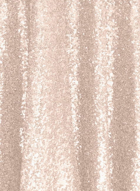 Blush Sequin