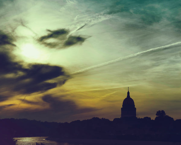 An evening at the Capitol